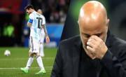 随着世界杯信托模糊,阿根廷导师要求'赦免'
